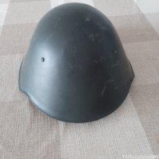 Militaria: CASCO VOPO RDA.. Lote 234179000