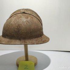 Militaria: CASCO ADRIÁN ITALIANO M16 - LIPPMAN. Lote 235350255