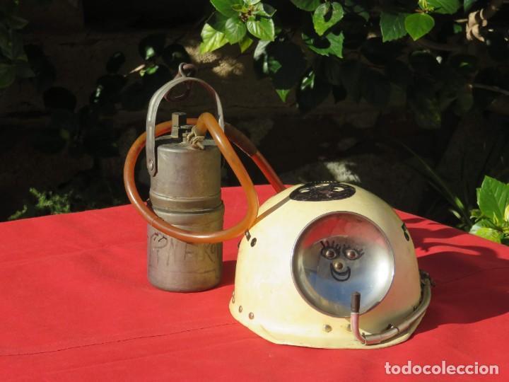 CASCO ESPEOLOGIA (Militar - Cascos Militares )
