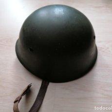 Militaria: CASCO MILITAR,NUEVO SIN USAR,POSIBLEMENTE ITALIANO,SIN MARCAS,TALLA 59. Lote 238093680