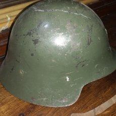 Militaria: ANTIGUO CASCO ESPAÑOL MODELO TRUBIA. Lote 241102255