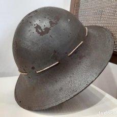 Militaria: WW2. REINO UNIDO. CASCO BRITÁNICO DE DEFENSA PASIVA. 1941. Lote 242120710