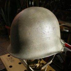 Militaria: CASCO M51 FRANCES TIPO AMERICANO. Lote 242425475