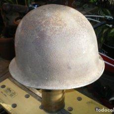 Militaria: CASCO FRANCES M51 TIPO AMERICANO. Lote 242425490