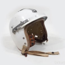 Militaria: CAPACETE DEL CASCO DE PILOTO GENTEX P-4B USADO EN EL EJERCITO DEL AIRE - 1963. Lote 243599040