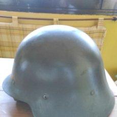 Militaria: CASCO TRUBIA GUERRA CIVIL ESPAÑOLA. Lote 243662585