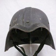 Militaria: IRAQ. RARÍSIMO CASCO DE FEDAYIN, MODELO ''DARTH VADER''.. Lote 243843400