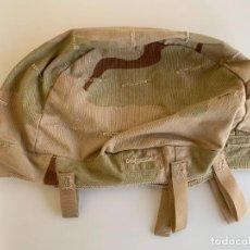 Militaria: FUNDA CASCO CAMUFLAJE DESIERTO USMC LIGHWEIGHT GENTEX US MARINES. Lote 245280370