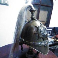 Militaria: DRAGON HELMET OF THE BRITISH CAVALRY / DRAGONES DE LA CABALLERIA BRITANICA. Lote 187202090