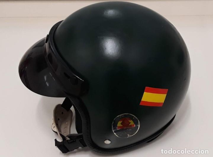 CASCO MOTORISTA MILITAR (Militar - Cascos Militares )