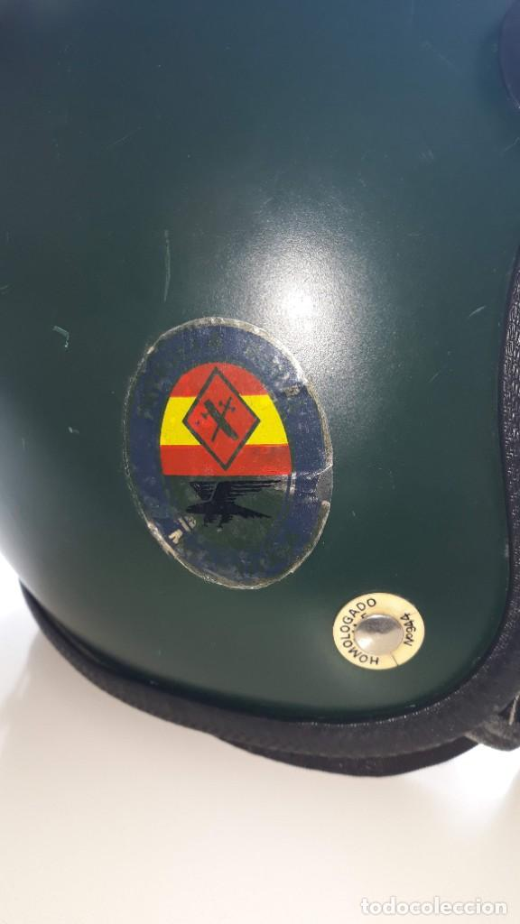 Militaria: Casco Motorista Militar - Foto 4 - 246947030