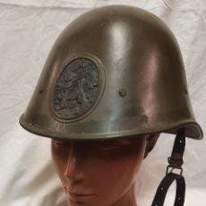 Militaria: CASCO MILITAR HOLANDÉS II GUERRA MUNDIAL. Lote 247234605
