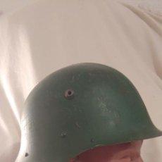 Militaria: ANTIGUO CASCO BULGARO, 55.. Lote 247548385