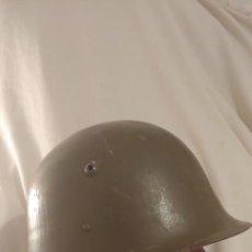 Militaria: ANTIGUO CASCO CREO BULGARO, 50.TIPO CASCOS GUERRA CIVIL.. Lote 247550040