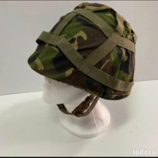 Militaria: CASCO MILITAR CON FUNDA. Lote 248123360