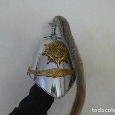 Militaria: * CASCO DE PINCHO DE CABALLERIA O DE GALA A IDENTIFICAR, MODERNO. ZX. Lote 249250295
