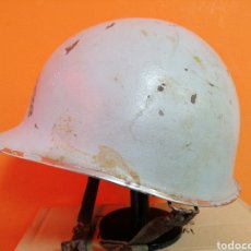 Militaria: CASCO AMERICANO US NAVY M1 ORIGINAL GUERRA DEL VIETNAM. Lote 250207845