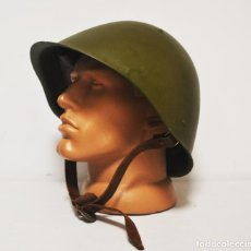 Militaria: CASCO SOVIETICO SCH-40 .1976A URSS ,RUSSIA HASTA 1991A. Lote 276571038