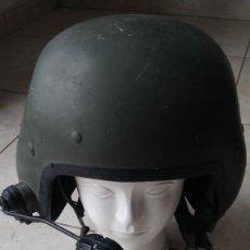 Militaria: CASCO DE CARRISTA AMERICANO?. Lote 254069435