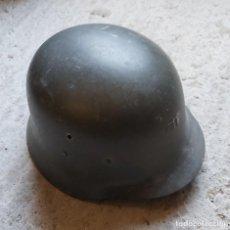 Militaria: CASCO Z VERDE, INTERIOR PRIMER MODELO. Lote 254360400