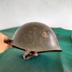 Militaria: CASCO BÚLGARO 1975 TIPO SOVIÉTICO. Lote 262754125