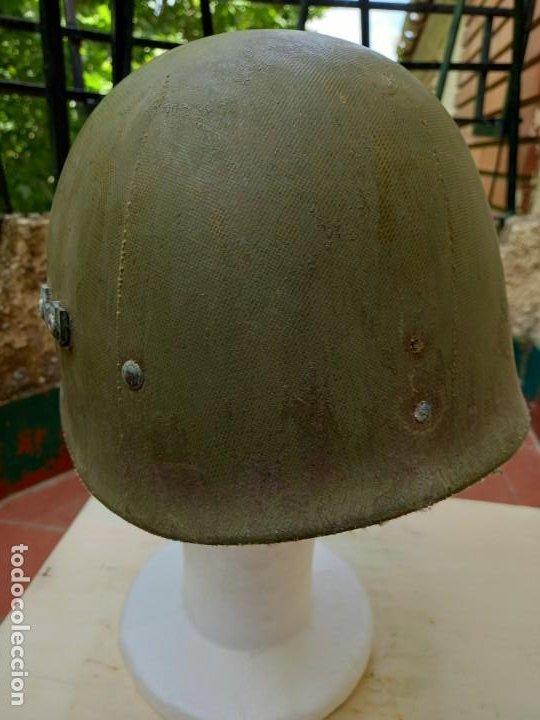 Militaria: Sotocasco original americano. 2° Guerra Mundial. - Foto 3 - 264540639