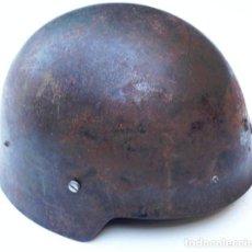 Militaria: EJERCITO ESPAÑOL: CASCO MODELO M21 SIN ALA. Lote 268042734
