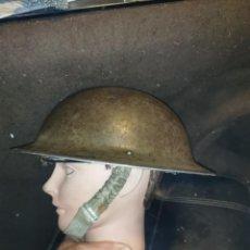 Militaria: CASCO INGLÉS MODELO MK2. SEGUNDA GUERRA MUNDIAL. 1939. Lote 268469349