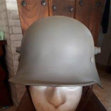 Militaria: CASCO MILITAR GENERAL KURT VON BRIESEN (REPLICA M-18) DESFILE 14 JUNIO 1940,CAMPOS ELISEOS EN PARIS. Lote 268922299