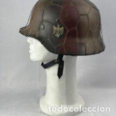 Militaria: CASCO ALEMAN DE AFRIKA KORPS. Lote 269805008