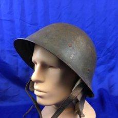 Militaria: CASCO MILITAR NORUEGO SUECO. Lote 276688543