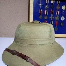 Militaria: SALAKOT ALEMÁN AFRICA KORPS .ORIGINAL. III REICH .. Lote 277101603