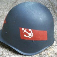 Militaria: CASCO RUSO SSH40 - CONMEMORATIVO MARINA EJÉRCITO SOVIÉTICO. Lote 282492158
