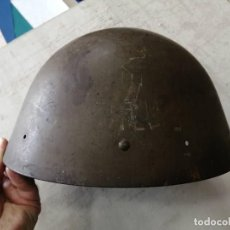 Militaria: CASCO CHECO MODELO 1932/34 2° GUERRA MUNDIAL. Lote 288439313