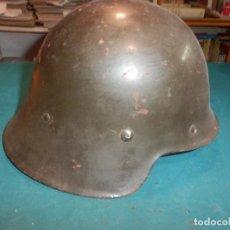 Militaria: CASCO MILITAR ALEMÁN - VER FOTOS Y DETALLES (II GUERRA MUNDIAL - NAZIS). Lote 293550423