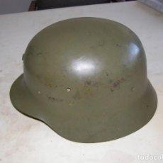 Militaria: CASCO ESPAÑOL MODELO Z - 42, SEGUNDA VERSIÓN.. Lote 296806233