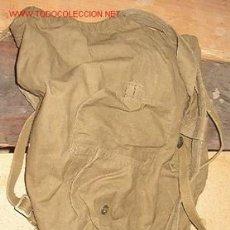 Militaria: MOCHILA RUSA.. Lote 21743152