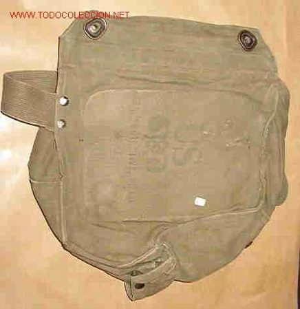 FUNDA DE MÁSCARA ANTIGAS US FIELD PROTECTIVE MASK M17 (Militar - Equipamiento de Campaña)