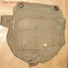 Militaria: FUNDA DE MÁSCARA ANTIGAS US FIELD PROTECTIVE MASK M17. Lote 2977445