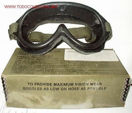 Gafas para sol, polvo y arena segunda mano