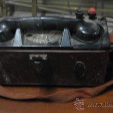 Militaria: TELÉFONO DE CAMPAÑA. Lote 14818753