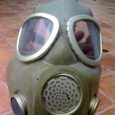 Militaria: MASKARA ANTI GAS BOXER. Lote 75578734