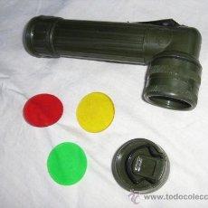 Militaria: LINTERNA BRIGHT STAR MODELO TL-122 (). Lote 22095493