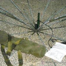 Militaria: ANTENA HELICONE VHF TIPO HC/30-76 MARCA RACAL. NUEVA SIN USO.. Lote 27192691