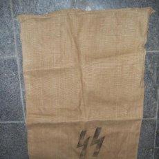 Militaria: ALEMANIA. II GUERRA MUNDIAL. SACO DE LAS SS. . Lote 29272153
