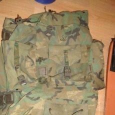 Militaria: MOCHILA DE CAMPAÑA DEL EJERCITO ESPAÑOL. Lote 29354618