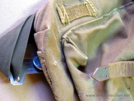 Militaria: MOCHILA MILITAR, CRUZ ROJA O BOTIQUIN, 1950s - Foto 5 - 30372063