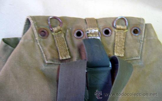 Militaria: MOCHILA MILITAR, CRUZ ROJA O BOTIQUIN, 1950s - Foto 7 - 30372063