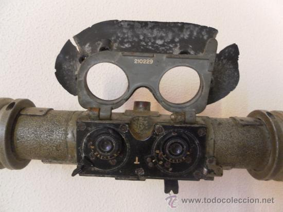 Militaria: Telémetro alemán. 2ª Guerra Mundial. - Foto 4 - 34527720