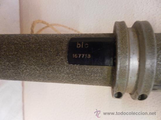 Militaria: Telémetro alemán. 2ª Guerra Mundial. - Foto 16 - 34527720